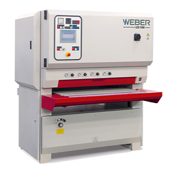 Wood Sanding Machines Weber Lcs